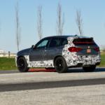 BMW X3M Spy - F97 - BMW X3 2018 (1)