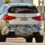 BMW X3M Spy - F97 - BMW X3 (3)