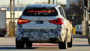 BMW X3M Spy - F97 - BMW X3