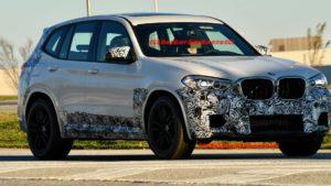 BMW X3M Spy - F97 - BMW X3 (5)