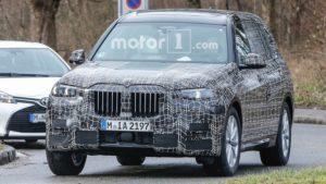 BMW X7 2018 Spy G07 (1)
