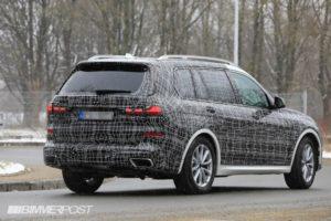 BMW X7 2018 Spy G07 (11)