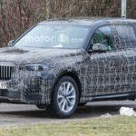 BMW X7 2018 Spy G07 (2)
