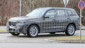 BMW X7 2018 Spy G07 (3)