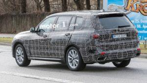 BMW X7 2018 Spy G07 (6)