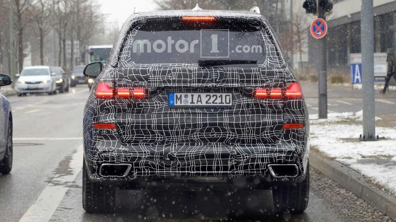 BMW X7 2018 Spy G07 (7)