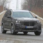 BMW X7 2018 Spy G07 (8)