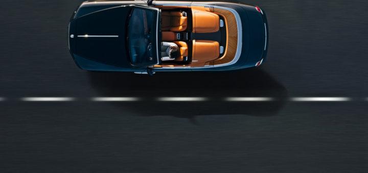 Rolls Royce Dawn Aero Cowling 2018