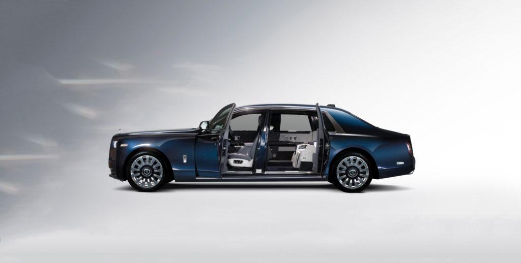 Rolls Royce Phantom EWB A Moment in Time 2018 (2)