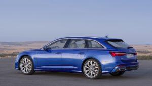 Audi A6 Avant 2018 C8 (2)