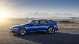 Audi A6 Avant 2018 C8 (3)