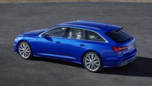 Audi A6 Avant 2018 C8 (6)