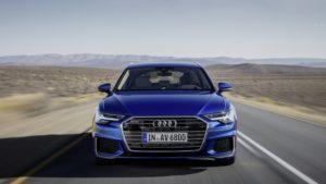 Audi A6 Avant 2018 C8 (7)