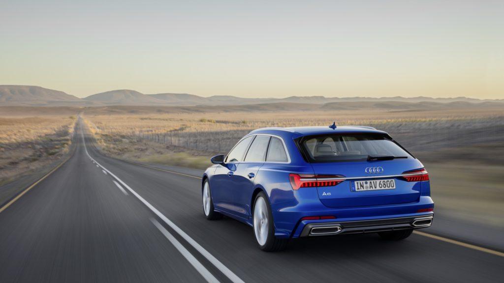 Audi A6 Avant 2018 C8 (8)