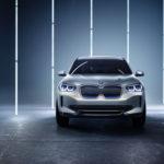 BMW Concept iX3 2019 - BMW X3 EV - Auto China 2018 (2)