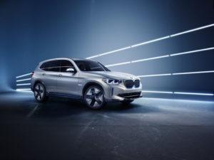 BMW Concept iX3 2019 - BMW X3 EV - Auto China 2018