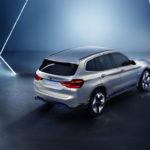 BMW Concept iX3 2019 - BMW X3 EV - Auto China 2018 (4)