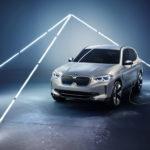 BMW Concept iX3 2019 - BMW X3 EV - Auto China 2018 (5)