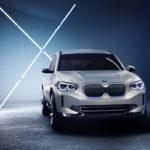 BMW Concept iX3 2019 - BMW X3 EV - Auto China 2018 (8)