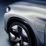 BMW Concept iX3 2019 - BMW X3 EV - Auto China 2018 (9)