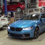 BMW M5 M xDrive 2018 F90 by IND