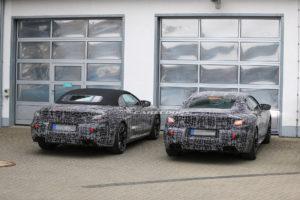 BMW M8 Coupe - BMW M8 Cabrio - F92 - F91 (2)