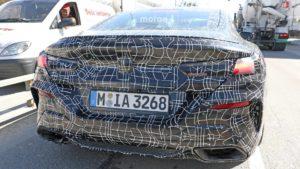 BMW M850i Coupe Spy 2019 G14 (9)
