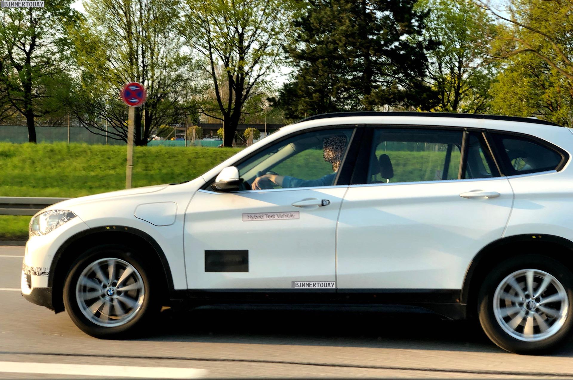 BMW X1 xDrive25e: ecco la X1 ibrida plug-in - BMWnews