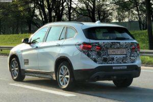 BMW X1 xDrive25e Spy 2019 - BMW iPerfomance - F48