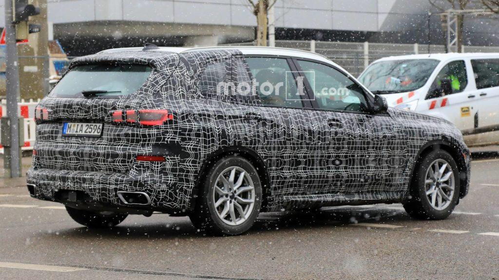BMW X5 2018 Spy - G05 (11)