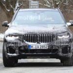 BMW X5 2018 Spy - G05