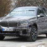 BMW X5 2018 Spy - G05 (2)