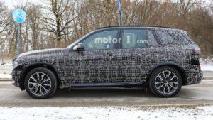 BMW X5 2018 Spy - G05 (4)