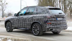 BMW X5 2018 Spy - G05 (5)