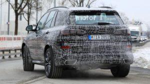 BMW X5 2018 Spy - G05 (6)