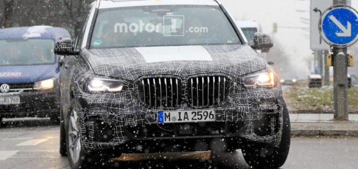 BMW X5 2018 Spy - G05 (7)