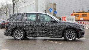 BMW X5 2018 Spy - G05 (9)
