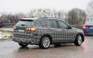 BMW X5 G05 Spy 2019 (2)
