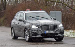 BMW X5 G05 Spy 2019 (4)