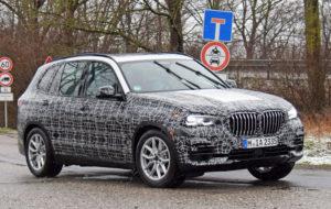 BMW X5 G05 Spy 2019 (5)