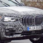 BMW X5 G05 Spy 2019 (6)