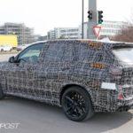 BMW X5 M 2019 Spy - F95 (10)