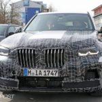 BMW X5 M 2019 Spy - F95