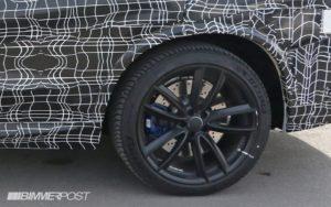 BMW X5 M 2019 Spy - F95 (2)