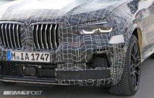 BMW X5 M 2019 Spy - F95 (3)