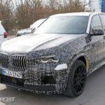 BMW X5 M 2019 Spy - F95 (4)