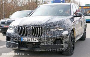 BMW X5 M 2019 Spy - F95 (9)