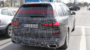 BMW X7 2019 Spy G07 - BMW X7 xDrive50i (10)