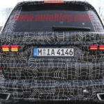 BMW X7 2019 Spy G07 - BMW X7 xDrive50i (11)
