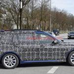 BMW X7 2019 Spy G07 - BMW X7 xDrive50i (12)